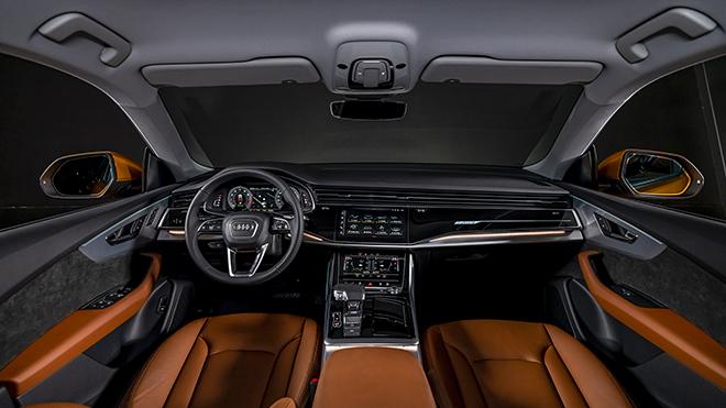 Lô xe Audi Q8 đầu tiên thông quan và đến tay khách hàng trong nước - 13