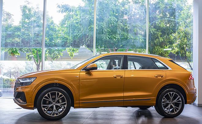 Lô xe Audi Q8 đầu tiên thông quan và đến tay khách hàng trong nước - 3