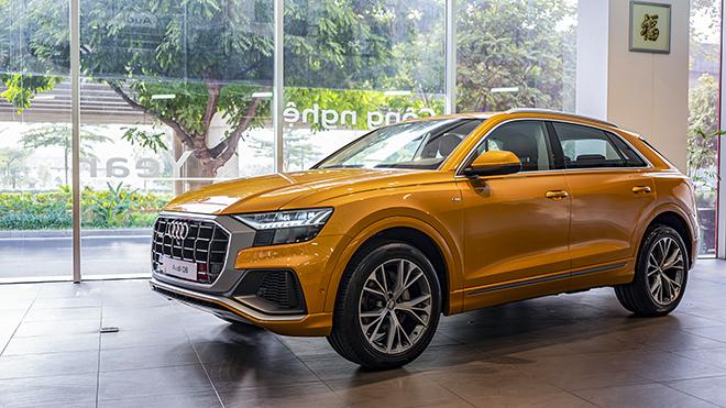 Lô xe Audi Q8 đầu tiên thông quan và đến tay khách hàng trong nước - 1