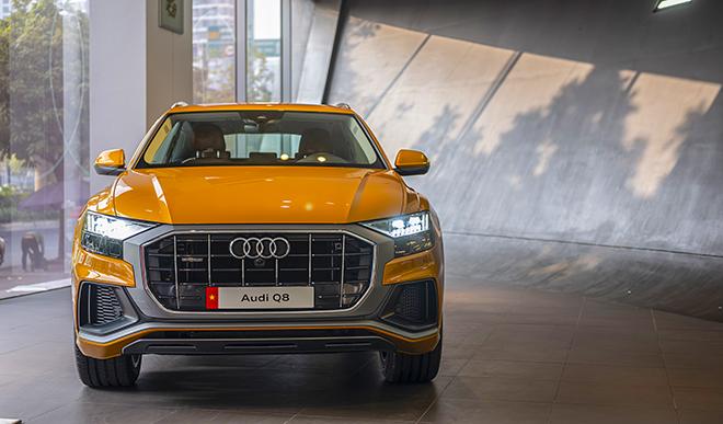 Lô xe Audi Q8 đầu tiên thông quan và đến tay khách hàng trong nước - 2