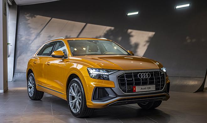 Lô xe Audi Q8 đầu tiên thông quan và đến tay khách hàng trong nước - 4
