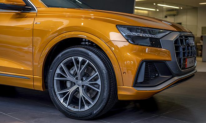 Lô xe Audi Q8 đầu tiên thông quan và đến tay khách hàng trong nước - 8