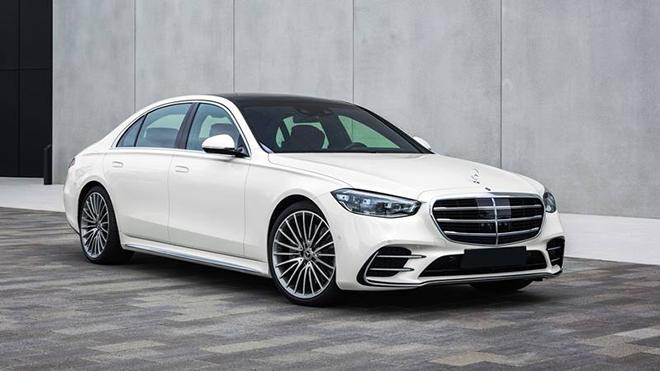 Mercedes-Benz công bố giá bán S-Class thế hệ mới tại thị trường Bắc Mỹ - 6