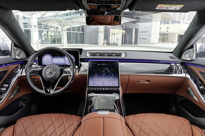 Mercedes-Benz công bố giá bán S-Class thế hệ mới tại thị trường Bắc Mỹ - 8