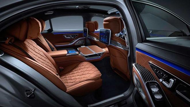 Mercedes-Benz công bố giá bán S-Class thế hệ mới tại thị trường Bắc Mỹ - 9