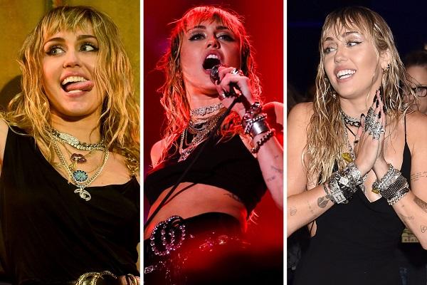Những item thời trang làm nên dấu ấn cá tính của Miley Cyrus - 2