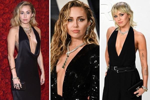 Những item thời trang làm nên dấu ấn cá tính của Miley Cyrus - 3