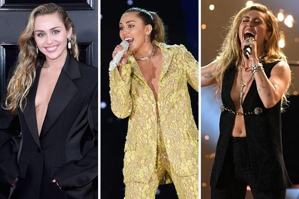 Những item thời trang làm nên dấu ấn cá tính của Miley Cyrus - 4