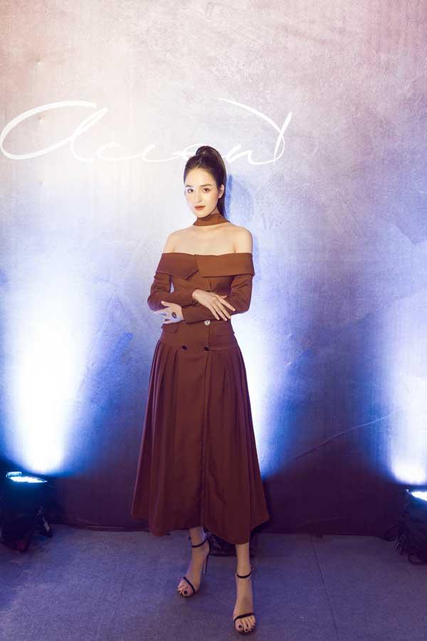Thanh Lam, Quỳnh Nga sành điệu trong sự kiện thời trang - 1