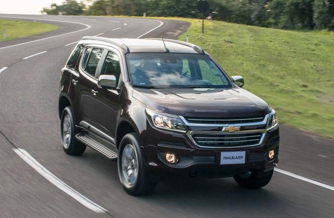 Đại lý xả hàng Chevrolet Trailblazer, giảm giá hết hồn gần 300 triệu đồng - 1