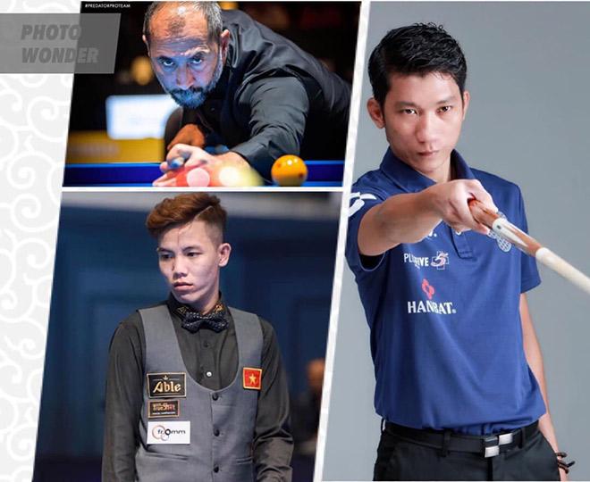 Thu Nhi tranh đai Boxing thế giới, Đình Nại đấu giải bi-a tiền tỷ đầu 2021 - 1