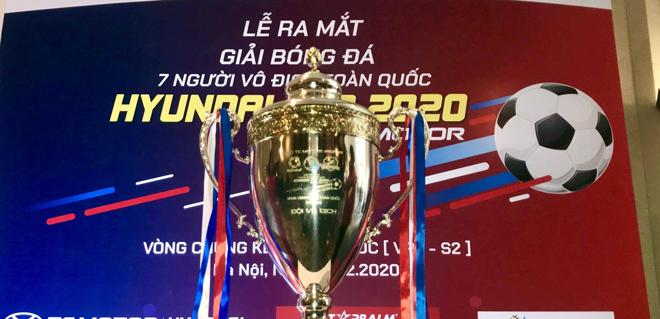 """Giải bóng đá """"phủi"""" lớn nhất Việt Nam mơ vươn tầm Đông Nam Á - 1"""