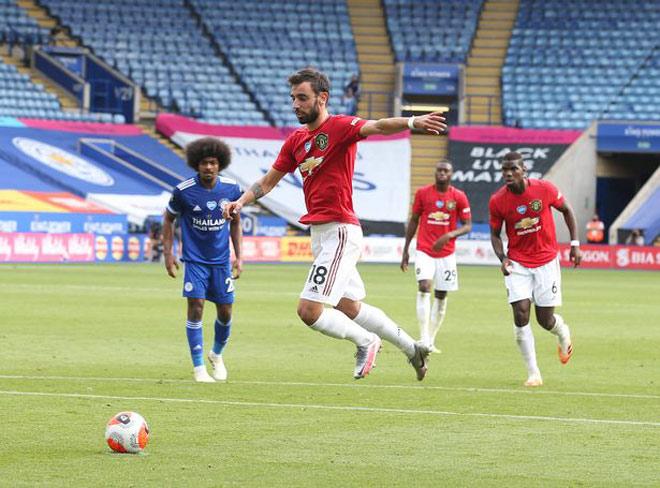 """MU hóa """"Vua sân khách"""": Tự tin hạ Leicester, chiếm ngôi nhì bảng Ngoại hạng Anh - 3"""