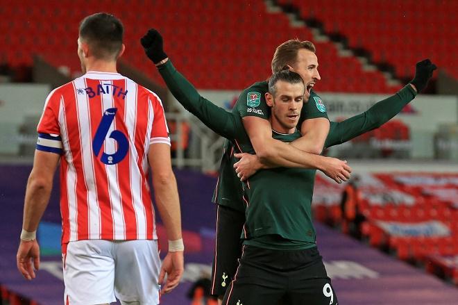 """Video Stoke - Tottenham: Bale nổ súng, """"Gà trống"""" gáy vang trời - 1"""