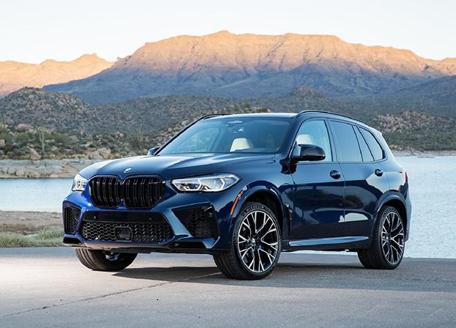 Điểm danh 10 mẫu SUV hạng sang nhanh nhất thế giới năm 2020 - 11