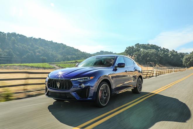 Điểm danh 10 mẫu SUV hạng sang nhanh nhất thế giới năm 2020 - 10