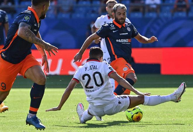 """Rượt đuổi 5 bàn điên rồ ở Ligue 1: Tái hiện siêu phẩm """"ngả bàn đèn"""" của Rooney - 1"""