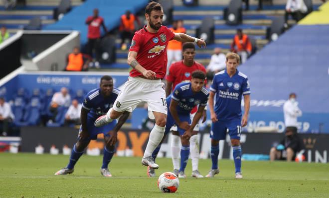 """Leicester - MU đại chiến: """"Quỷ đỏ"""" thắng lên top 2, nếu thua xuống hạng mấy? - 1"""