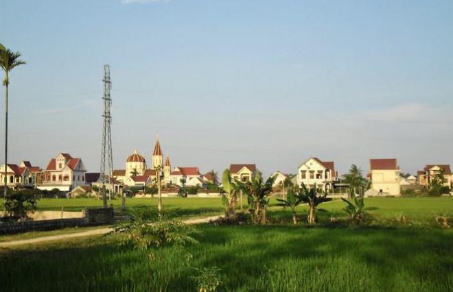 Trở lại làng tỷ phú xứ Nghệ: Châu Âu ở giữa Đô Thành - 2