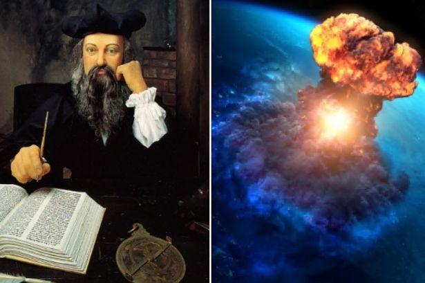 Nhà tiên tri Nostradamus tiên đoán điều gì trong năm 2021? - 1