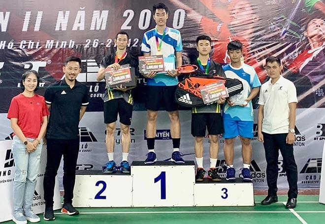 Chấn động cầu lông VN: Tiến Minh thua tỉ số sốc trước đàn em cao 1m86 - 1