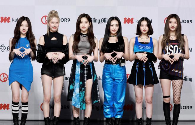 Nối gót Blackpink, nhóm nhạc nữ K-Pop thế hệ mới trình làng đĩa đơn trên toàn thế giới - 1