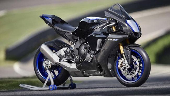 4. Yamaha YZF-R1M
