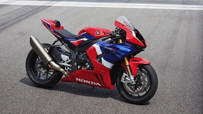 6. Honda CBR1000RR-R Fireblade SP