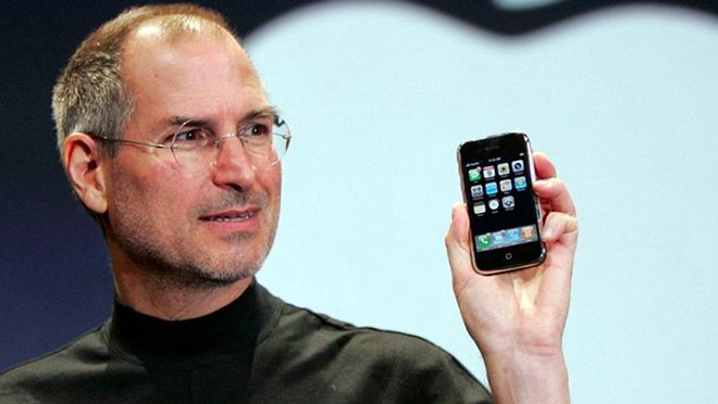 Những bức ảnh vô giá về quá trình ra lò iPhone đầu tiên năm 2007 - 1