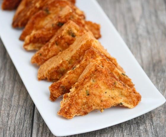 Bánh mì sandwich chiên tôm thơm ngon giòn rụm cho bữa sáng - 1