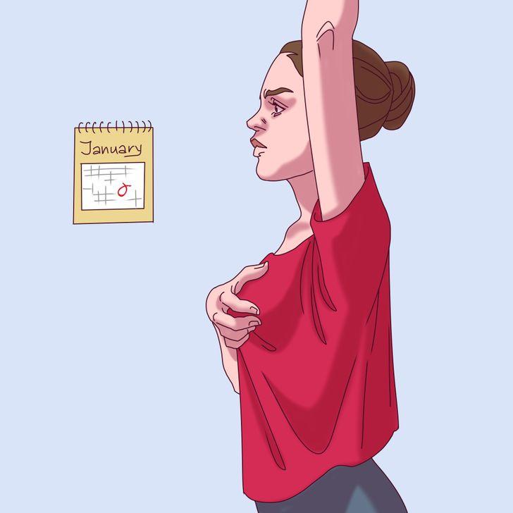 7 dấu hiệu bất thường ở ngực báo hiệu bạn cần đến gặp bác sĩ ngay lập tức - 1