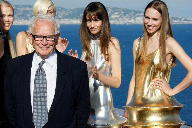 Nhà thiết kế danh tiếng Pierre Cardin qua đời - 3