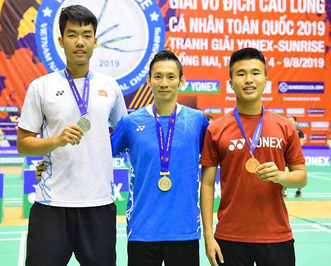 """Đức Phát thắng Nguyễn Tiến Minh gây """"sốt"""", muốn số 1 cầu lông VN 2021 - 1"""