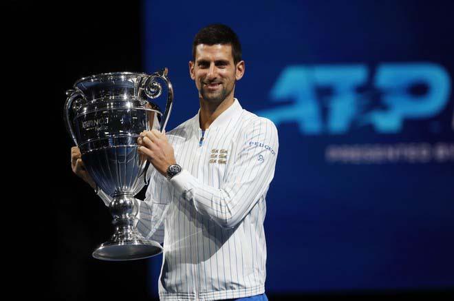 """Tin mới nhất thể thao tối 31/12: """"Năm 2020 là năm thất bại với Djokovic"""" - 1"""