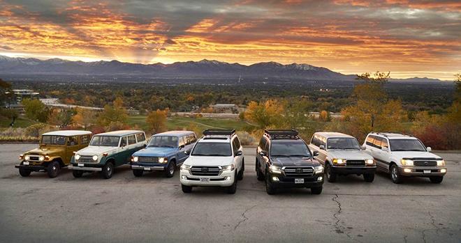 Toyota loại bỏ dòng xe Land Cruiser trong danh mục sản phẩm tại Mỹ - 1