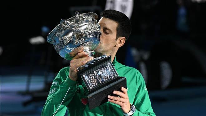 Tranh vô địch Grand Slam 2021: Federer mơ kỳ tích, Nadal - Djokovic có ngán? - 1