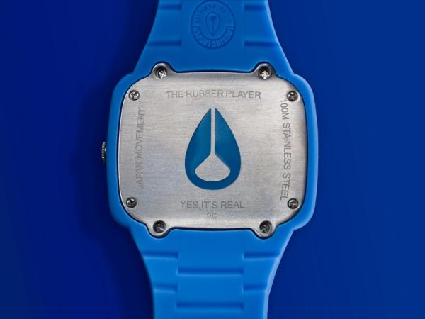 """""""Ngạc nhiên"""" với đồng hồ cao su Nixon - 4"""