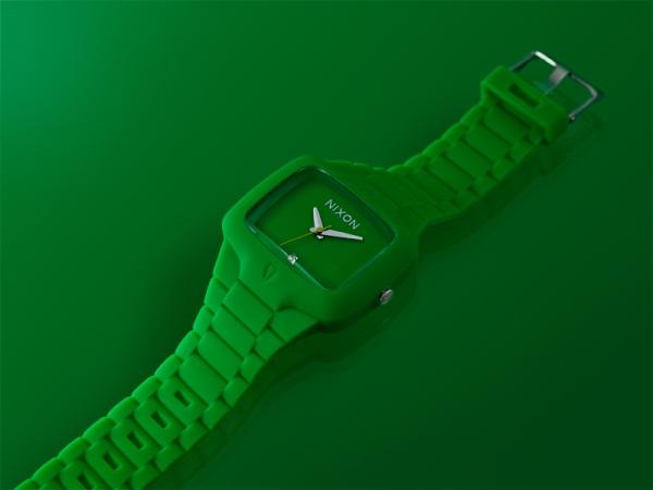 """""""Ngạc nhiên"""" với đồng hồ cao su Nixon - 10"""