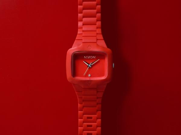 """""""Ngạc nhiên"""" với đồng hồ cao su Nixon - 6"""