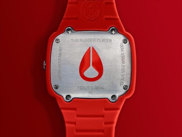 """""""Ngạc nhiên"""" với đồng hồ cao su Nixon - 7"""