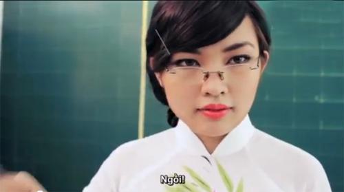 Cô giáo xinh đẹp thi Miss Teen 2012 - 1