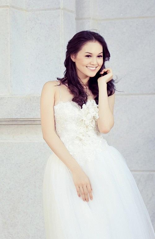 Áo cưới lộng lẫy cho nàng dâu trẻ - 1