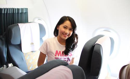 Miss Teen Việt rạng rỡ trên đất Thái - 1