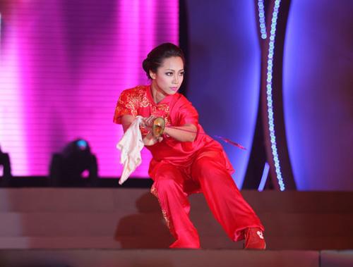 Hoa khôi Wushu: Đừng xem tôi là hot girl - 1
