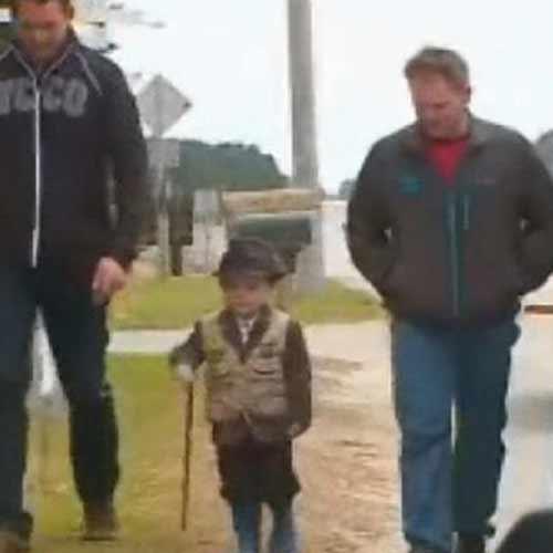 Mỹ: 4 tuổi đã làm thị trưởng - 1